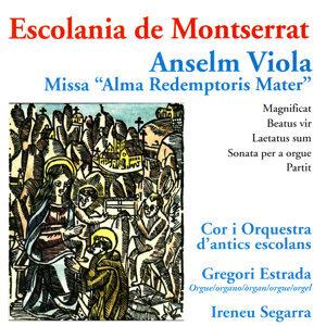 "Anselm Viola: Missa ""Alma Redemptoris Mater"""