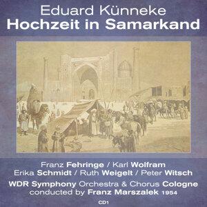 Eduard Künneke: Hochzeit in Samarkand (1954), Volume 1