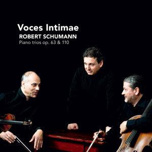 Schumann: Piano trios op. 63 & 110
