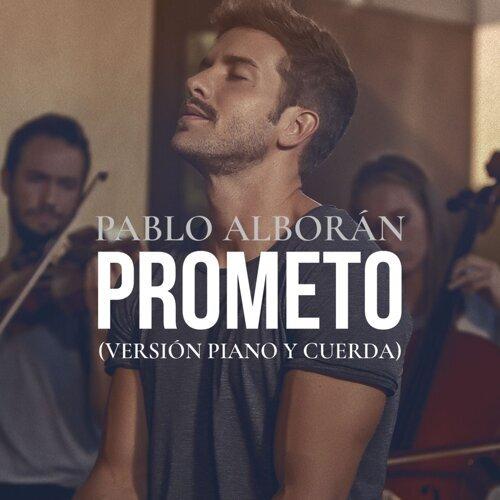 Prometo - Versión piano y cuerda