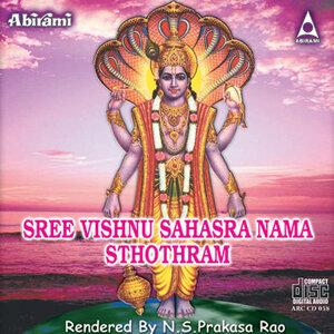 Sree Vishnu Sahasranama Stothram