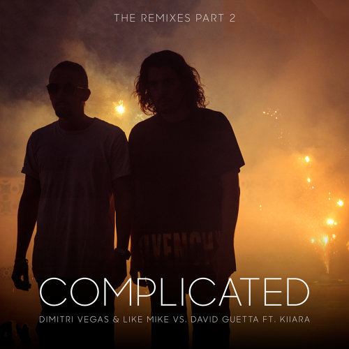 Complicated - The Remixes part 2
