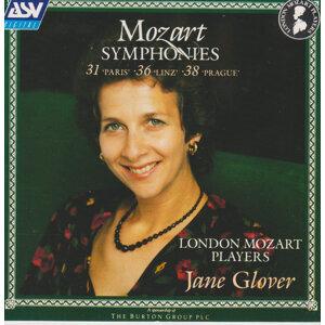 """Mozart: Symphonies Nos.31 """"Paris"""", 36 """"Linz"""" & 38 """"Prague"""""""