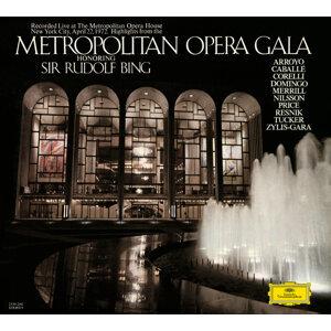 Metropolitan Opera Gala Honoring Sir Rudolf Bing (1972)