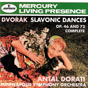 Dvorák: Slavonic Dances Op.46 & Op.72