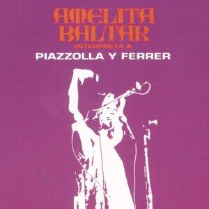 Amelita Baltar Interpreta A A. Piazzolla