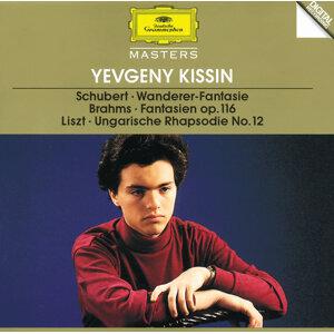 """Schubert: """"Wanderer"""" Fantasia / Brahms: Fantasien op.116 / Liszt: Hungarian Rhapsody No.12"""