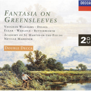 Fantasia on Greensleeves - 2 CDs