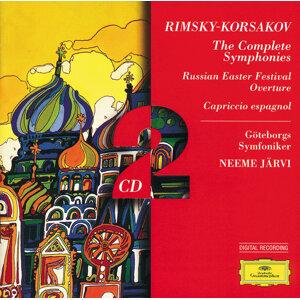 Rimsky-Korsakov: The Complete Symph: onies; Russian Easter; Capriccio es