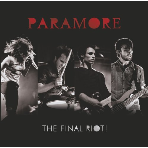 The Final Riot! - Live