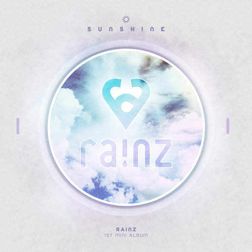 RAINZ 1ST MINI AlBUM 'SUNSHINE'