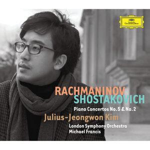 Rachmaninov Shostakovich Piano Concertos No.5 & No.2