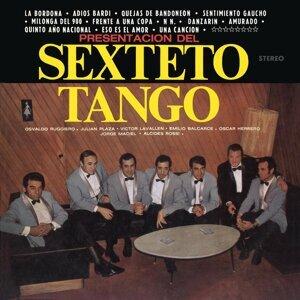 Vinyl Replica: Presentación Del Sexteto Tango