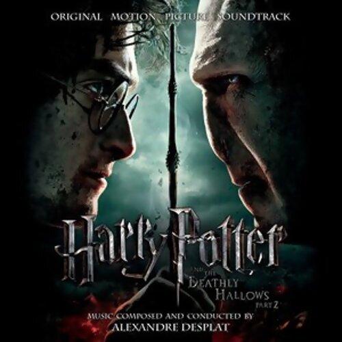 The Deathly Hallows Part II (哈利波特8:死神的聖物2電影原聲帶) 專輯封面