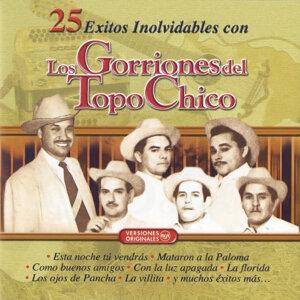 25 Exitos Inolvidables Con Los Gorriones Del Topo Chico