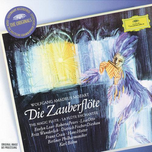 Mozart: Die Zauberflöte - 2 CDs