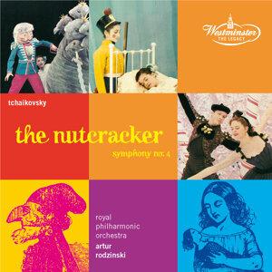 Tchaikovsky: The Nutcracker op.71; Symphony No. 4
