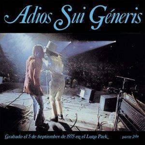 Adios Sui Generis Vol. II