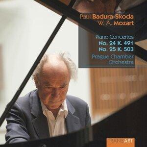 Mozart: Piano concertos No. 24, K. 491 & No. 25, K. 503