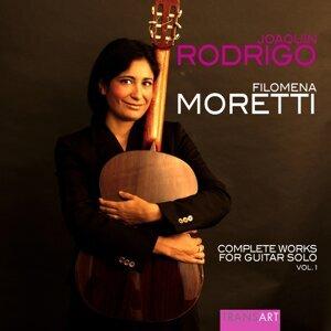 Joaquin Rodrigo: Complete Works for Guitar Solo, Vol. 1