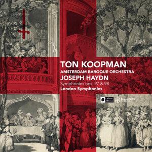 Haydn: London Symphonies: Symphonies nos. 97 & 98