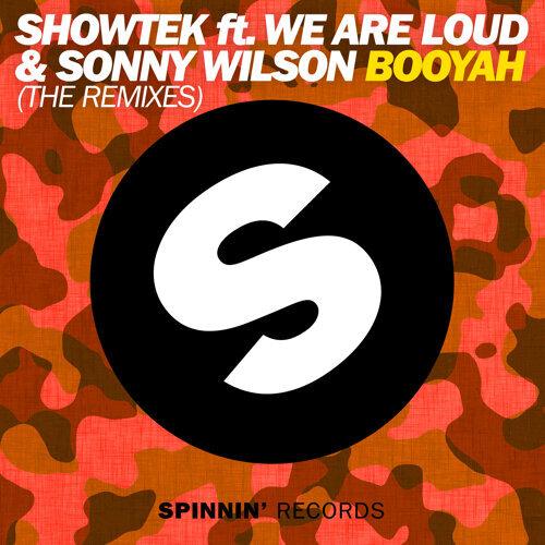 Booyah (The Remixes)