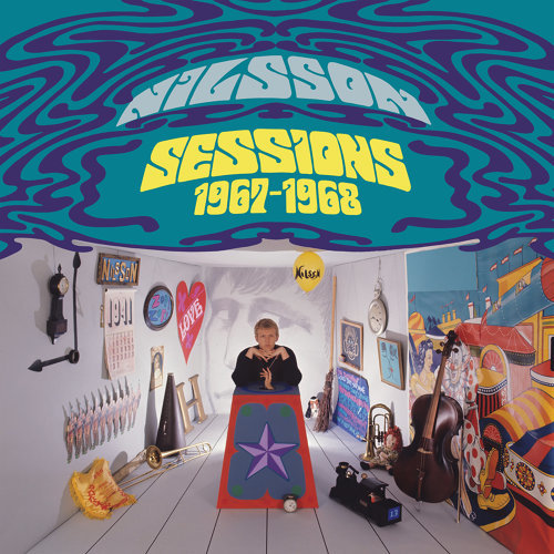 Nilsson Sessions 1967-1968