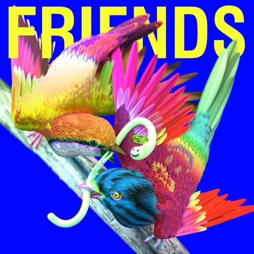Friends - Remix