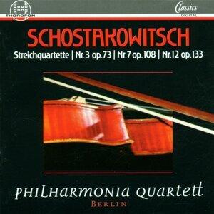 Shostakovich: Streichquartette