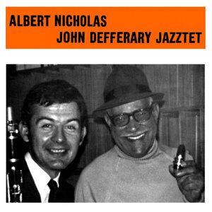 Albert Nicholas - John Defferary Jazztet