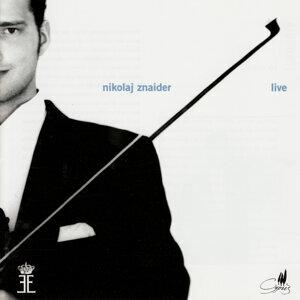 Nikolaj Znaider Live