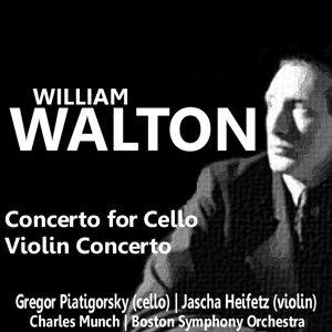 Walton: Concerto for Cello, Violin Concerto