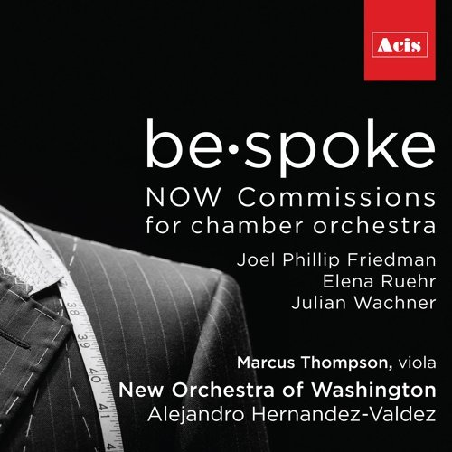 Bespoke: Now Commissions for Chamber Orchestra