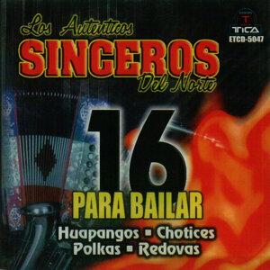 16 Huapangos chotices polkas y redovas Para bailar