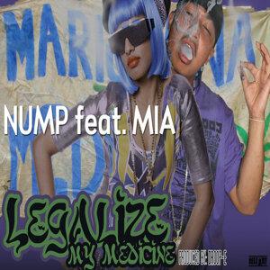Legalize My Medicine (Feat. M.I.A.)