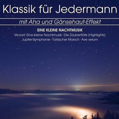 Klassik für Jedermann: Eine Kleine Nachtmusik