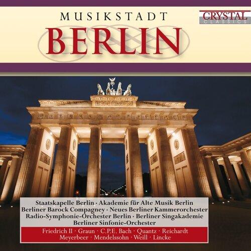 Musikstadt Berlin