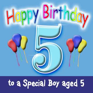 Happy Birthday 5 TODAY! Dance Mix (Boy)