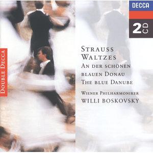 Strauss, J.II: Waltzes - 2 CDs