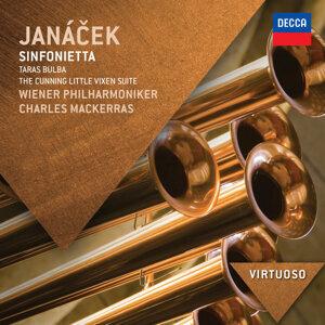 Janáček: Sinfonietta; Taras Bulba; The Cunning Little Vixen Suite