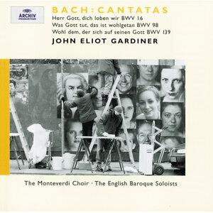 Bach: Cantatas BWV 16; 98; 139