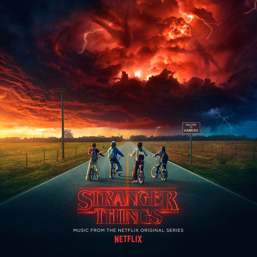 Stranger Things (Soundtrack from the Netflix Original Series) (怪奇物語原聲帶)
