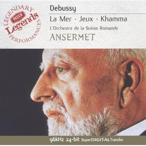 Debussy: La Mer; Prélude à l'après-midi d'un faune; Jeux, etc
