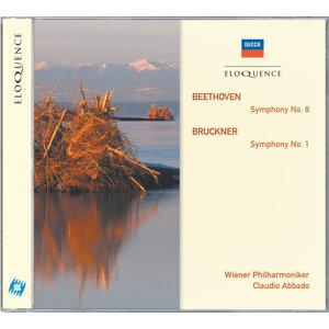 Beethoven: Symphony No.8 / Bruckner: Symphony No.1