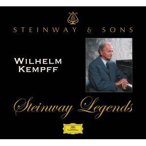 Steinway Legends: Wilhelm Kempff - 2 CDs