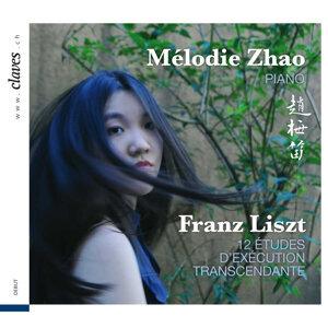Franz Liszt: 12 Études d'exécution transcendante