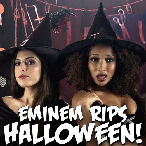 Eminem Rips Halloween!