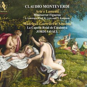 Monteverdi - Madrigali e lamenti