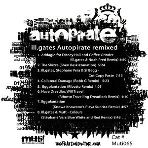 Autopirate Remixed