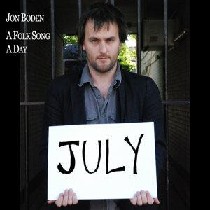A Folk Song A Day: July